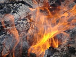 Практика Очищение ауры пламенем