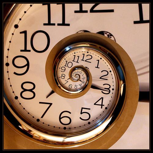Фракталы и циклы времени