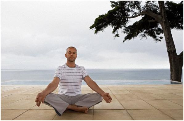 Медитация помогает общаться с подсознанием