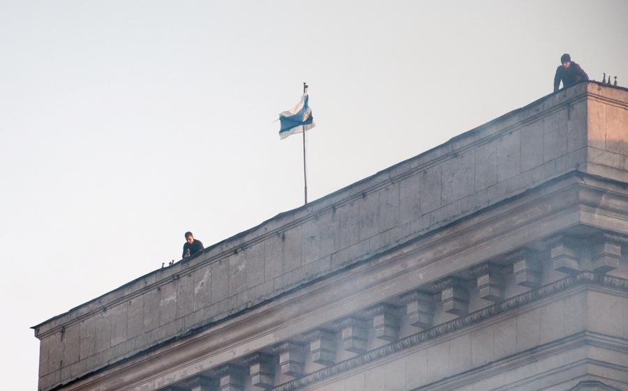 Каждый Человек должен знать правду или зверства укрофашистов в Одессе